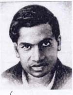 Image of Ramanujan.