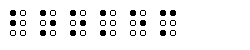 Braille Question 3
