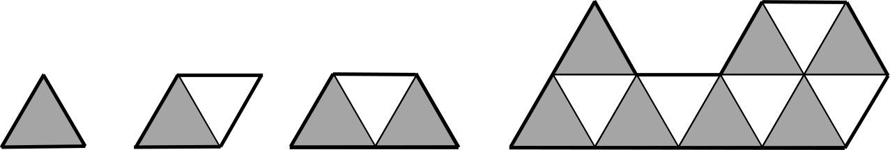 how to make an equilateral triangle without a compass