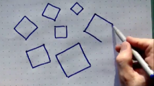 I wonder what maths we can do on dotty paper...