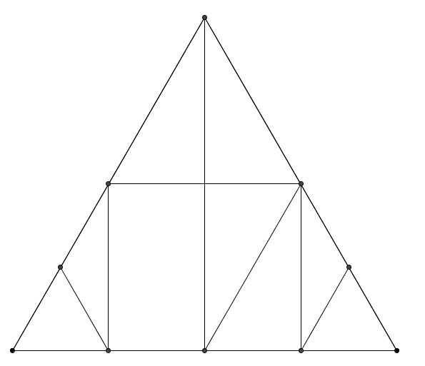 how to work out height of equilateral triangle