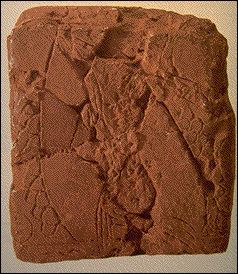Clay Tablet from Ga-Sur