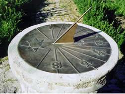 Standard sundial