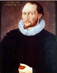 Thomas Harriot (1560 - 1621)