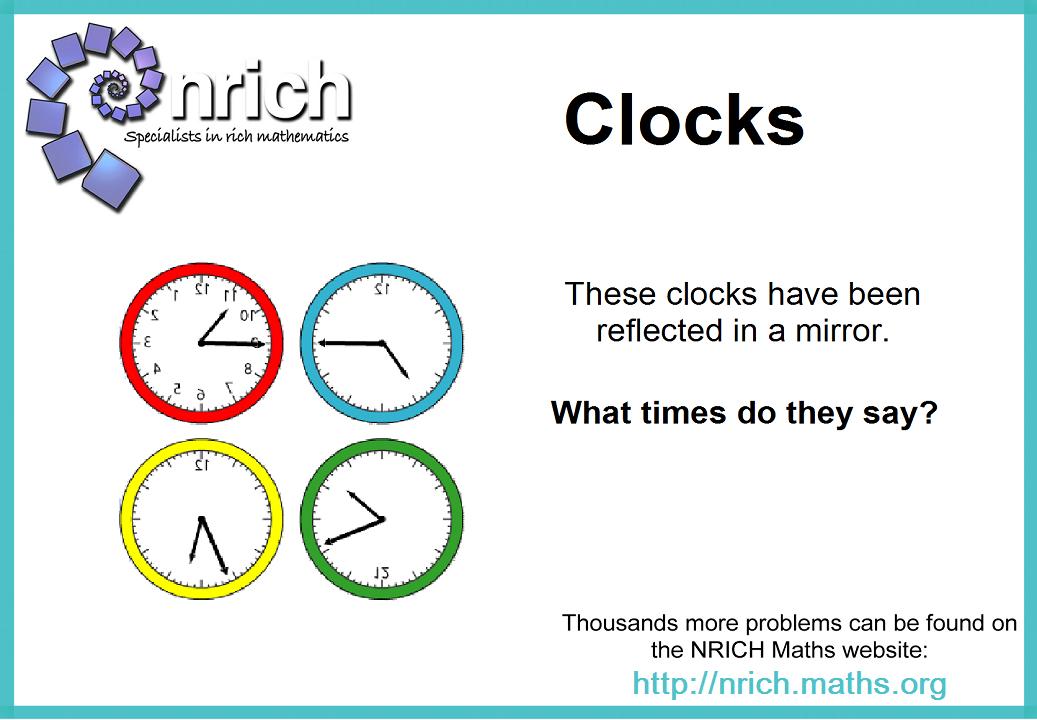 Advent Calendar 2012 - Primary : nrich.maths.org