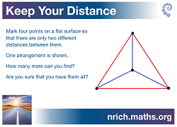Keep Your Distance Poster icon