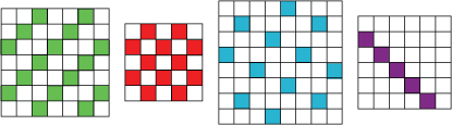 different grids