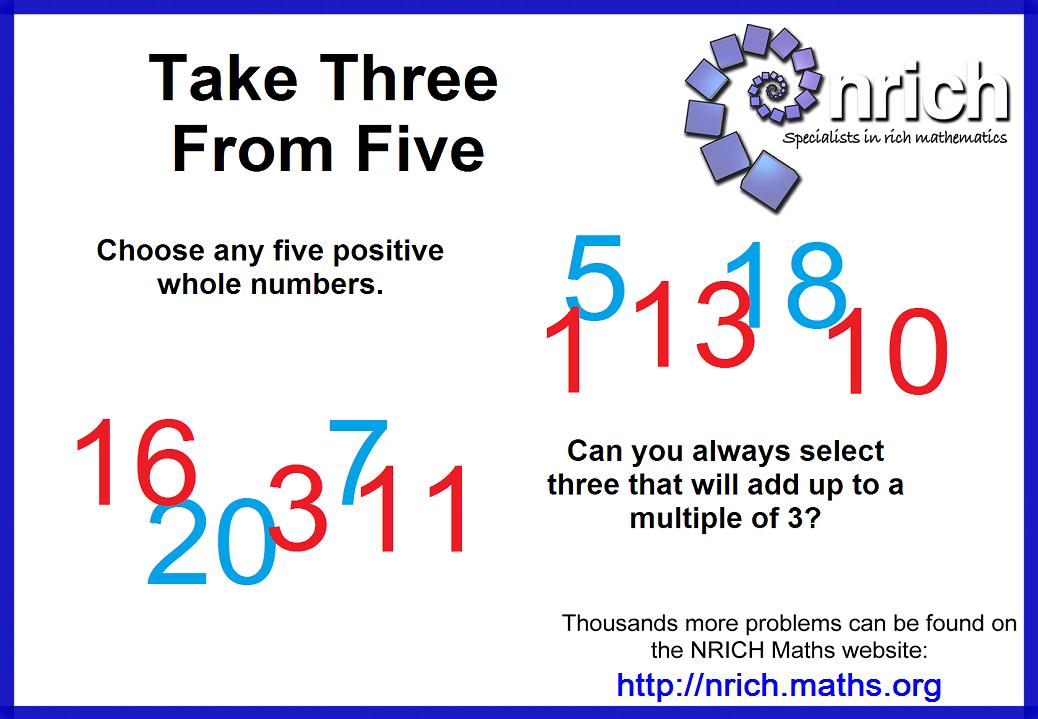 Advent Calendar 2012 - Secondary : nrich.maths.org