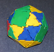 solid with vertex form 3,3,3,3,4