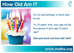 How Old Am I? Poster icon