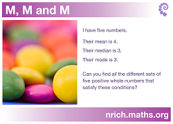 M, M and M Poster icon