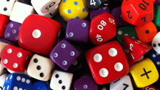 New term, new classes? Playing with dice can tell you a lot about how your new pupils think.