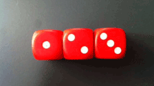 Find a friend and play our dice games.