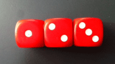We're starting the school year with some of our favourite dice activities.